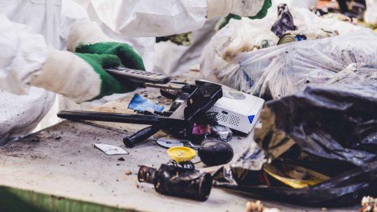 Afval scheiden in coronatijd